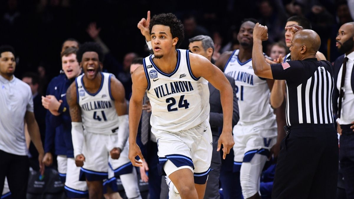 Villanova NCAA Tournament Promos: Bet $25, Win $100 on a Wildcats 3-Pointer, More! article feature image