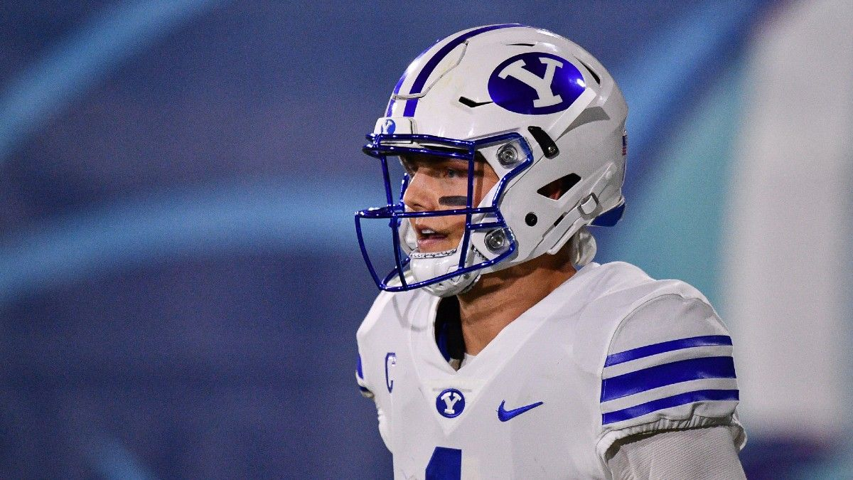 Zach Wilson Dynasty Fantasy Outlook, NFL Draft Profile & Prop Bets article feature image