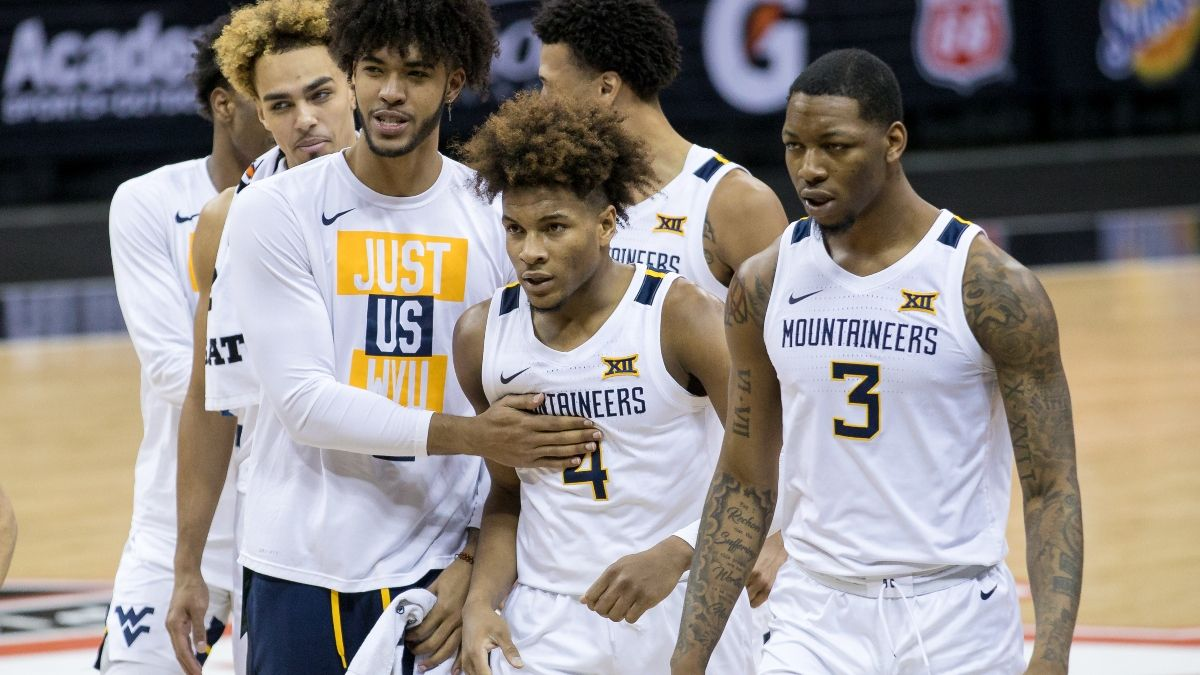 West Virginia March Madness Promos: Bet $20 on the Mountaineers, Win $160 in Free Bets, More! article feature image