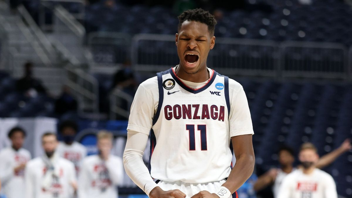 National Championship Odds, Promos: Bet Gonzaga at 100-1 Odds! article feature image