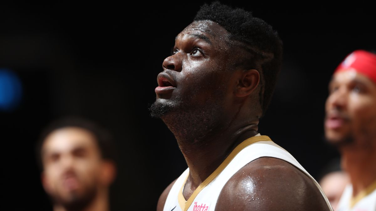From NBA Top Shot to Player Props: How To Invest In Zion Williamson's Rising Stock article feature image