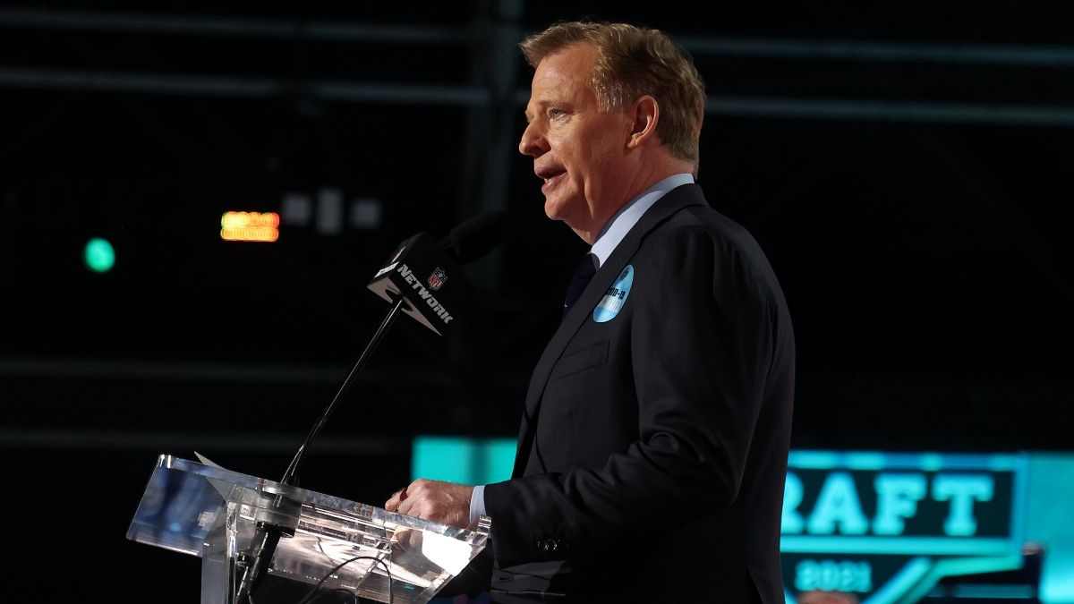 2021 NFL Draft Odds & Round 1 Betting Picks For Jets, Eagles, More article feature image