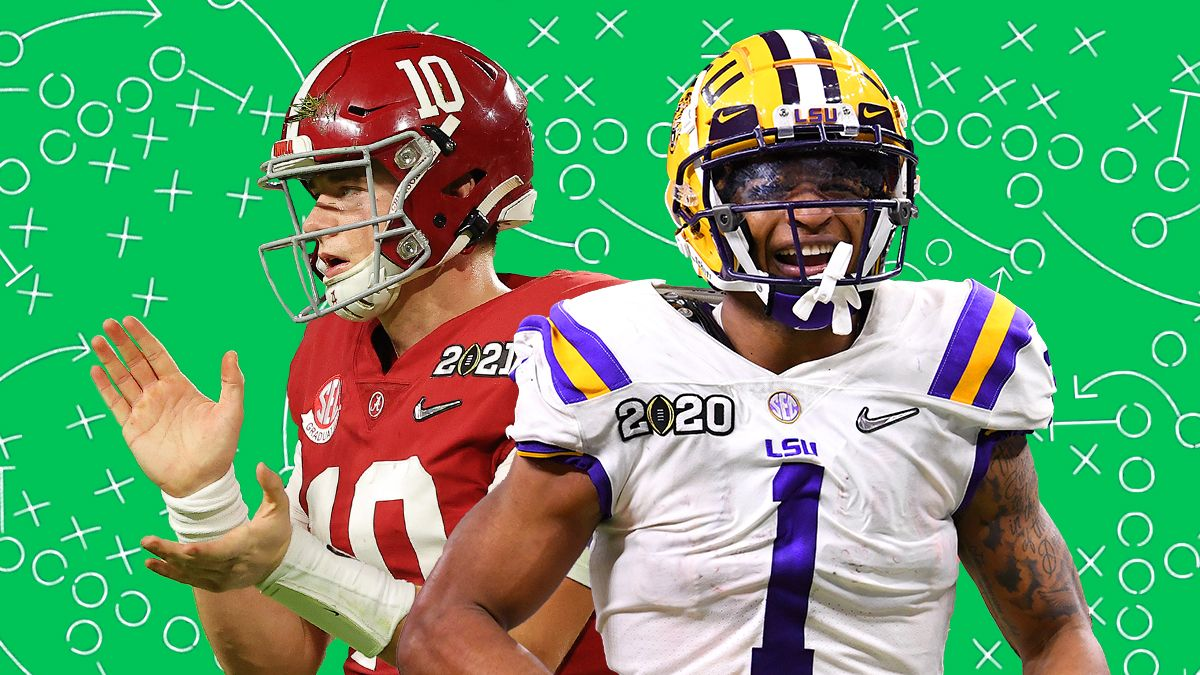 2021 NFL Draft Odds, Prop Bets, Over/Under Picks & More Round 1 Predictions article feature image