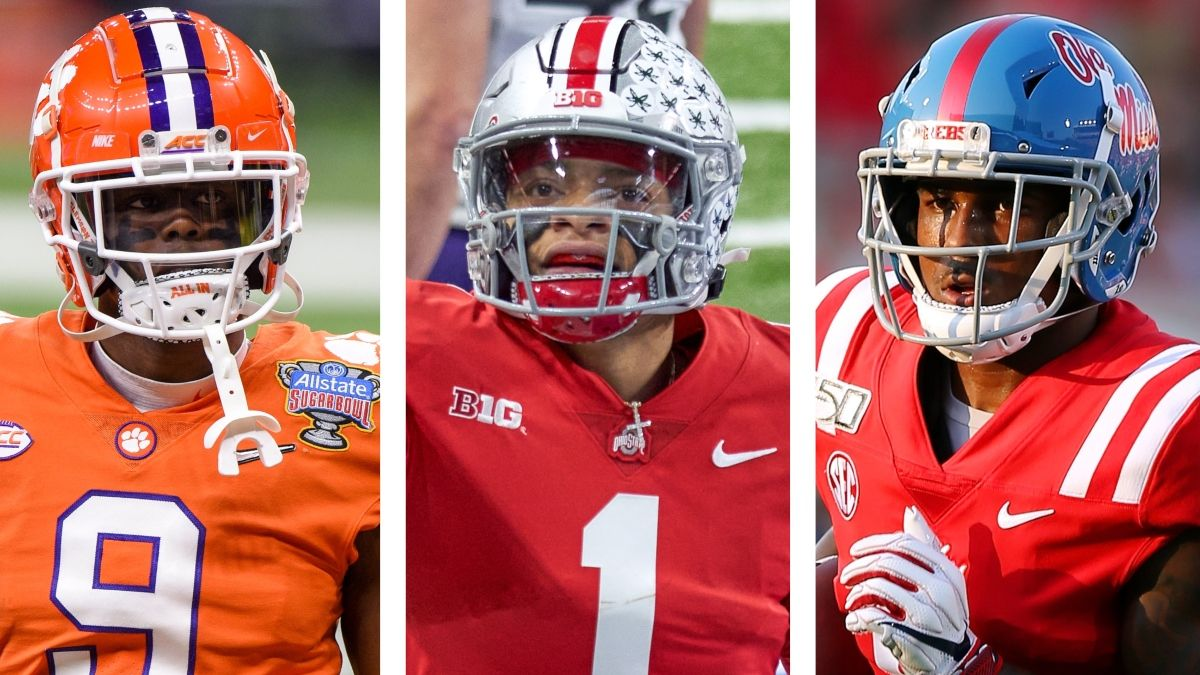 2021 NFL Mock Draft: The Dream Fantasy Football Edition article feature image
