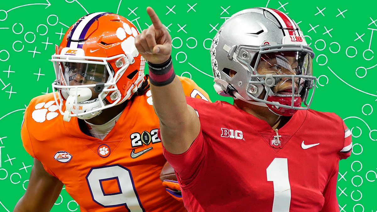2021 NFL Mock Draft & First Round Predictions: Travis Etienne To Jets, Justin Fields To Broncos, More article feature image