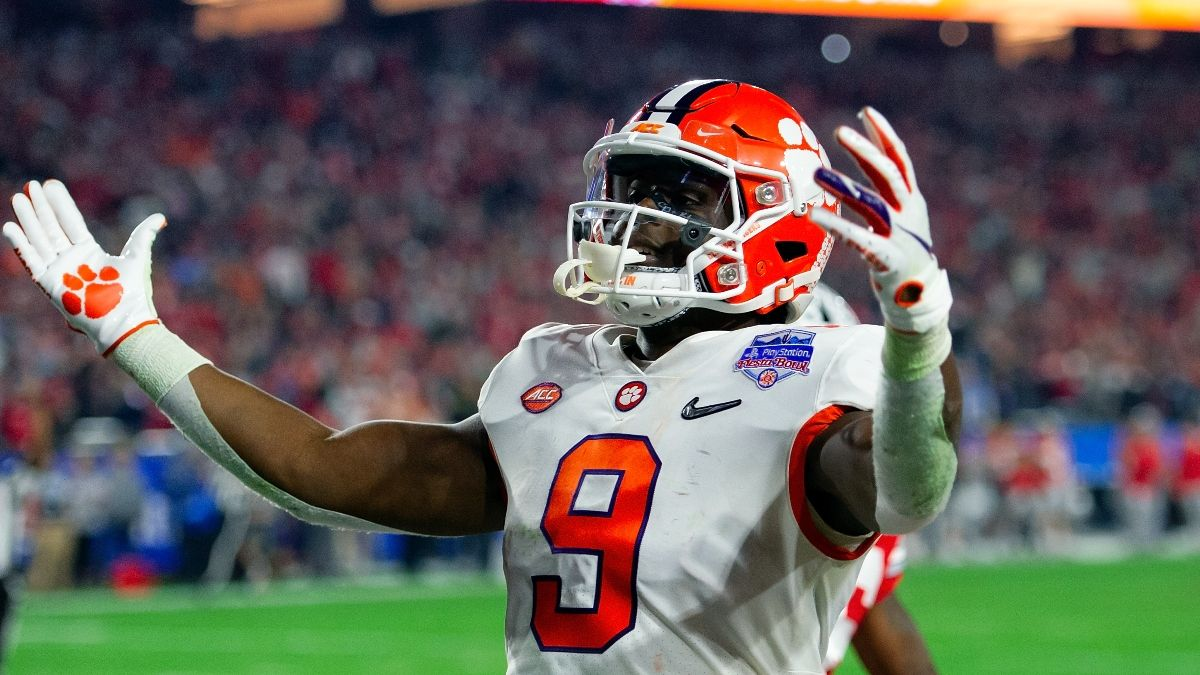2021 Rookie Dynasty Rankings: Top 40 Prospects Heading Into NFL Draft article feature image