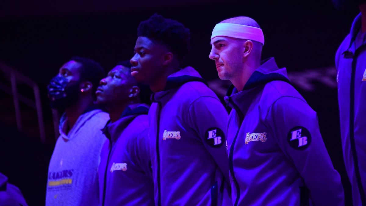 Lakers vs. Heat NBA Odds & Picks: Back Los Angeles To Cover Spread Against Miami (Thursday, April 8) article feature image