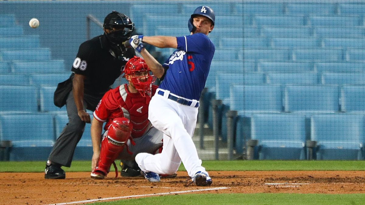Rockies vs. Dodgers MLB Odds & Picks: Expect Offenses To Shine in NL West Affair (Tuesday, April 13) article feature image