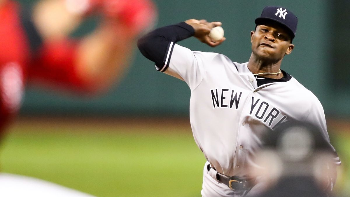 MLB Strikeout Props To Bet Thursday: Fade Domingo Germán article feature image
