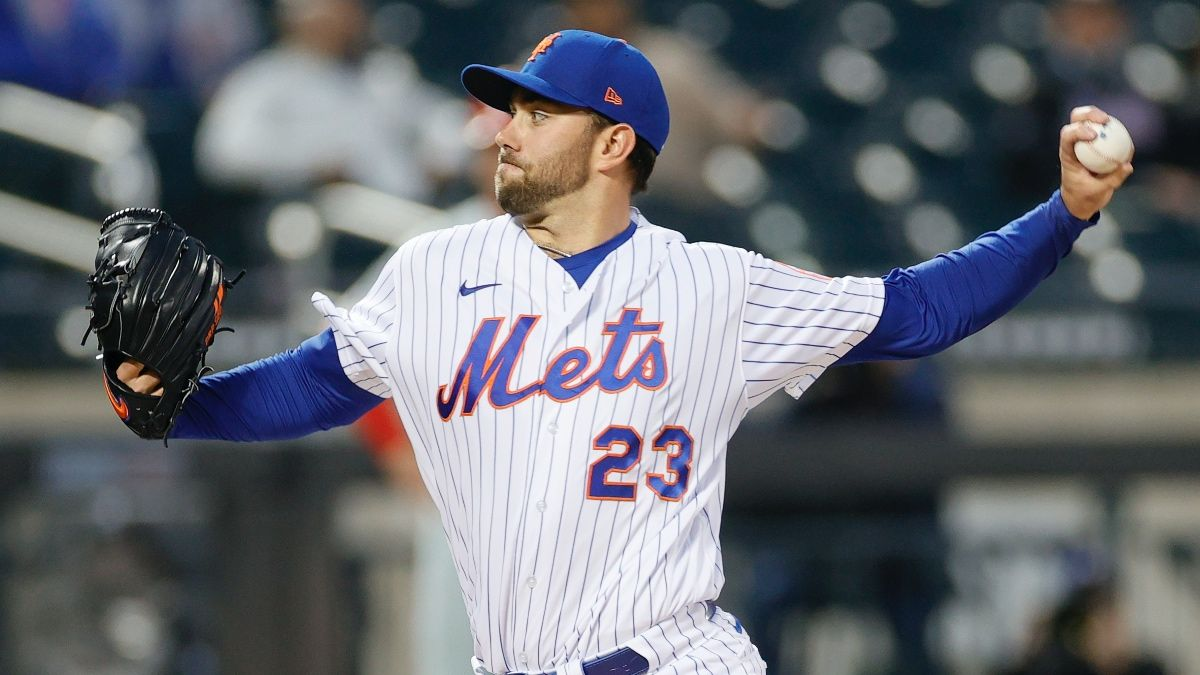 Mets vs. Cubs MLB Odds & Picks: Expect Another Low-Scoring Game at Wrigley (Wednesday, April 21) article feature image