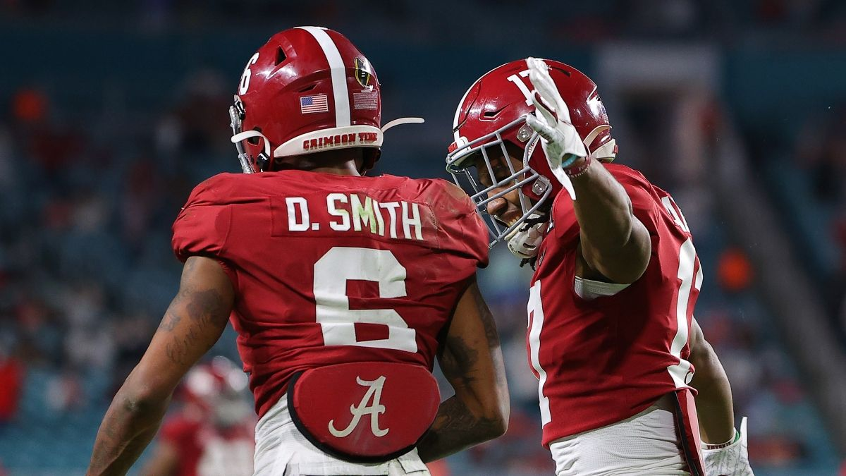 NFL Draft Props & Betting Picks: 5 First Round Predictions For Thursday article feature image