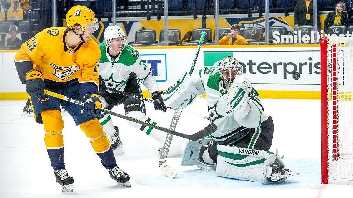 NHL Betting Odds & Pick: Chicago Blackhawks vs. Nashville Predators (Saturday, April 3) article feature image