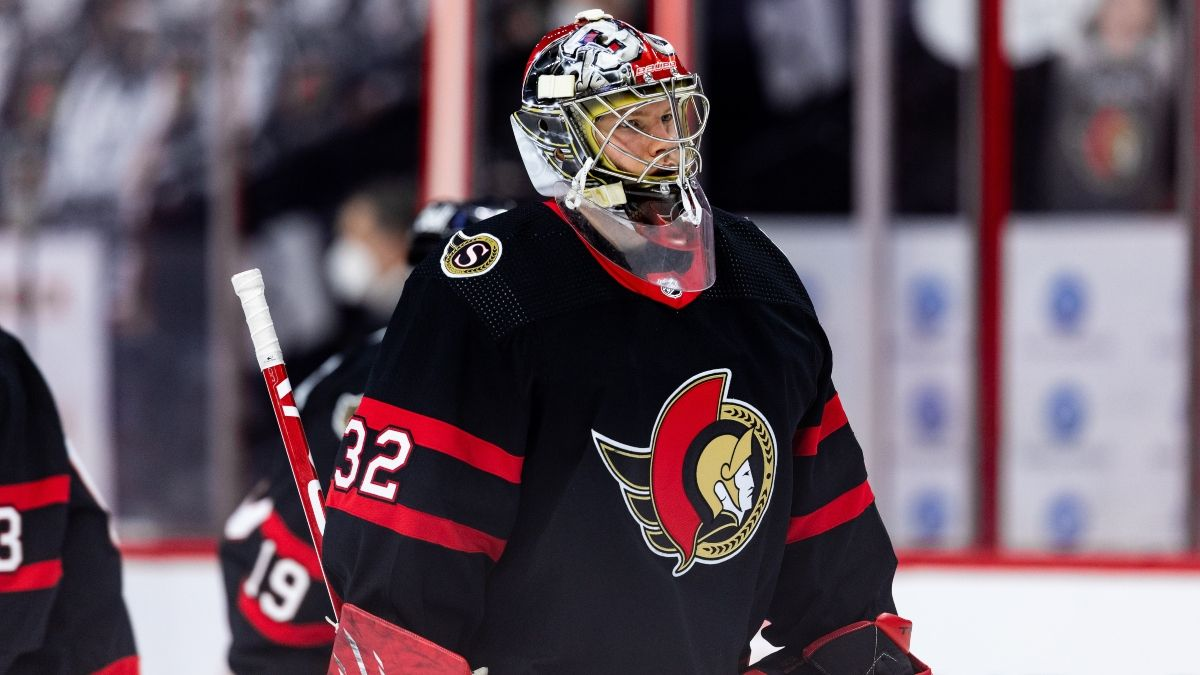 Jets vs. Senators NHL Betting Odds & Pick: Ottawa is Heavily Undervalued (Monday, May 3) article feature image
