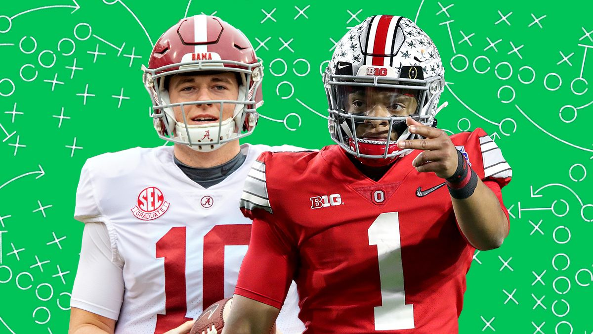 NFL Mock Draft 2021: 5 QBs Go in First 10 Picks, No Running Backs in Round 1 article feature image