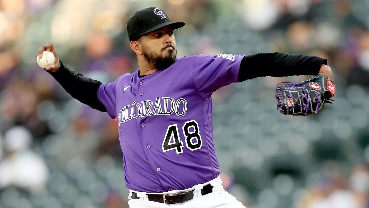 Rockies vs. Giants MLB Odds & Picks: Back a High-Scoring Game in San Francisco (Wednesday, April 28) article feature image