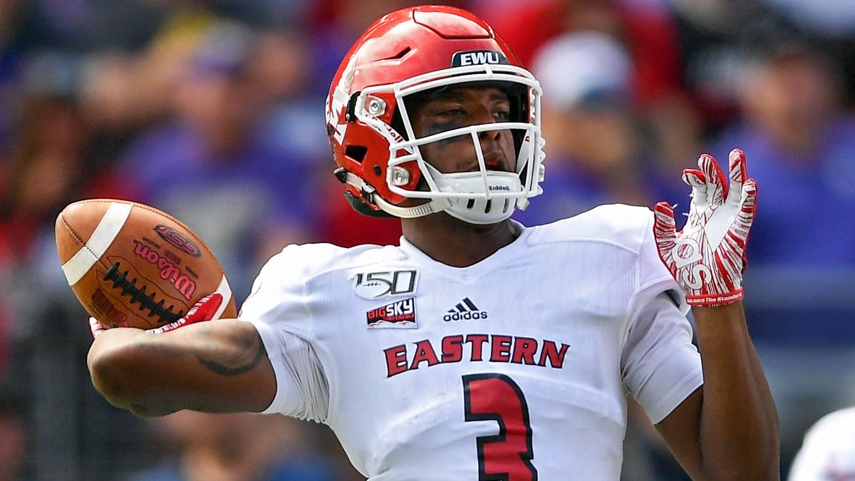 FCS Playoffs Odds & Pick for North Dakota State vs. Eastern Washington: Don't Bet the Bison Brand article feature image
