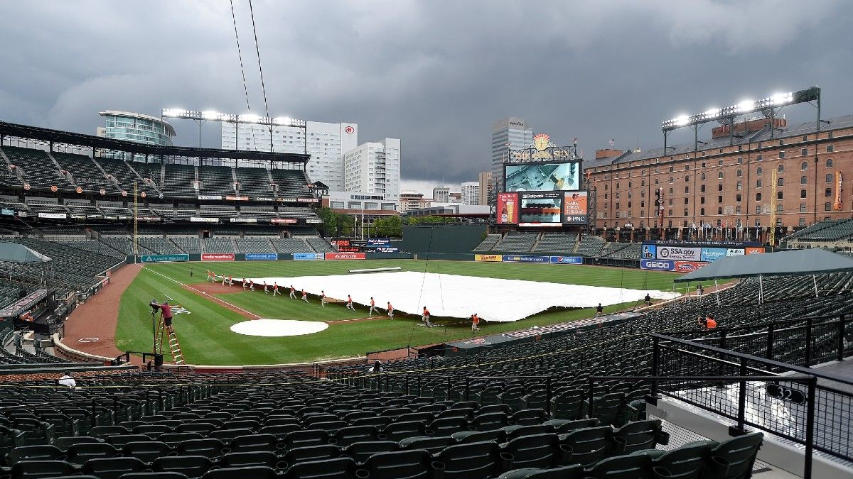 MLB Weather Report for Tuesday, April 14: Orioles-Mariners Threatened by Rain, Plus Forecasts for Every Game article feature image