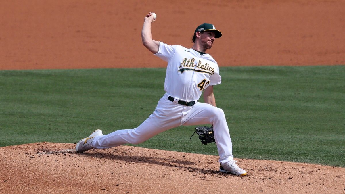 MLB Player Prop Bets & Picks: Best Bets for 3 Strikeout Totals, Including Madison Bumgarner, Chris Bassitt (Thursday, April 1) article feature image