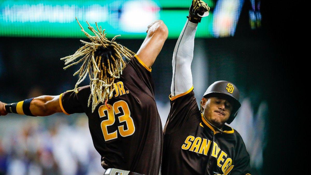 MLB Odds, Picks, Predictions: Diamondbacks vs. Padres Preview (April 1) article feature image