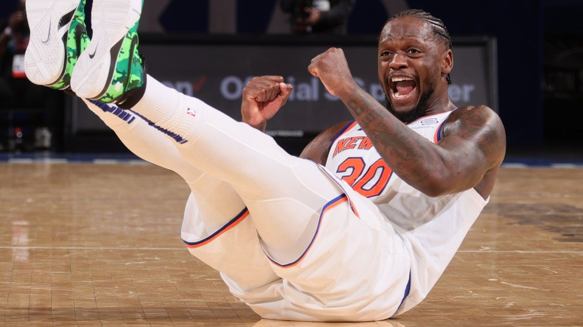 Raptors vs. Knicks NBA Odds & Picks: Will New York Cover 12 Consecutive Games? (Saturday, April 24) article feature image