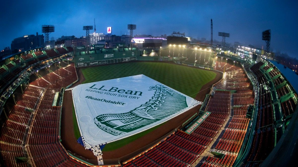 MLB Weather Report for Friday, April 16: Rain Possible in Boston & Kansas City, Plus Forecasts for Every Game article feature image