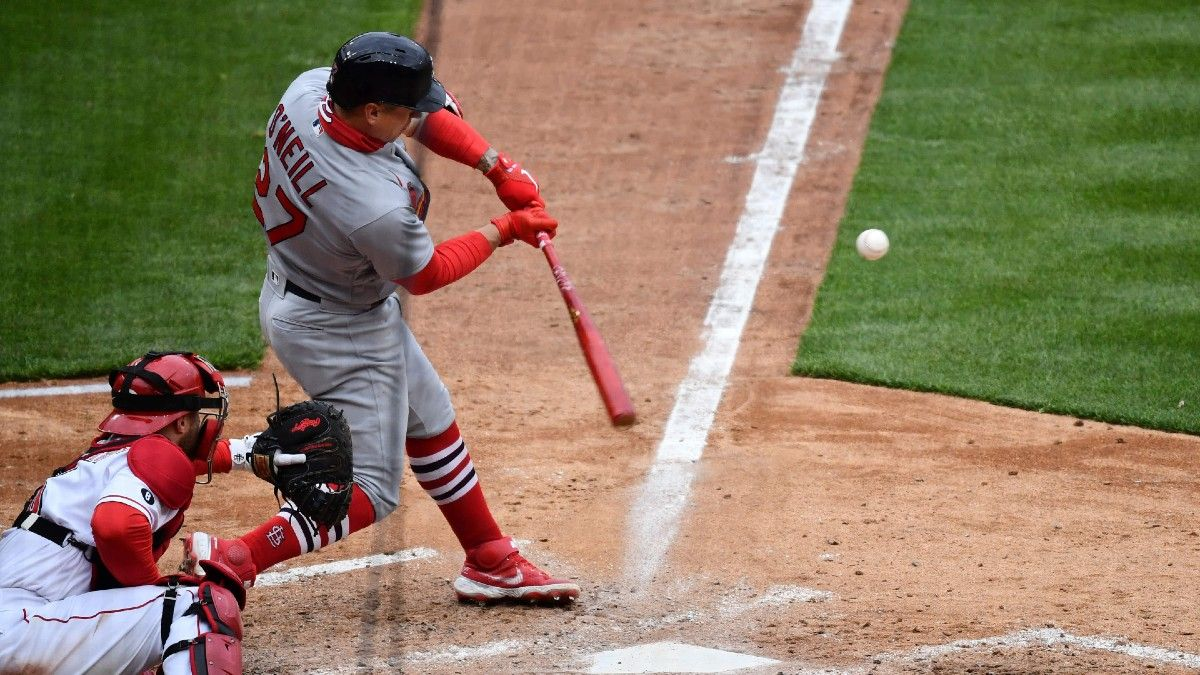 MLB Odds & Picks for Cardinals vs. Reds: Both Offenses Will Stay Hot (April 3) article feature image