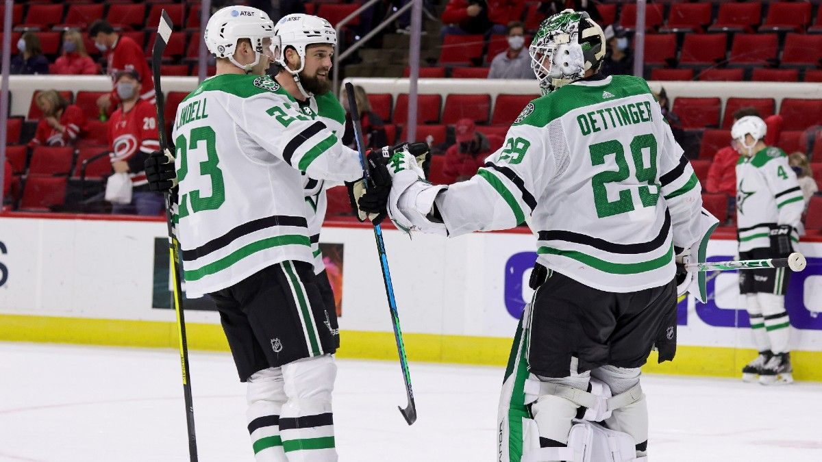NHL Odds & Picks For Stars vs. Blackhawks: Back Improved Dallas On Tuesday article feature image