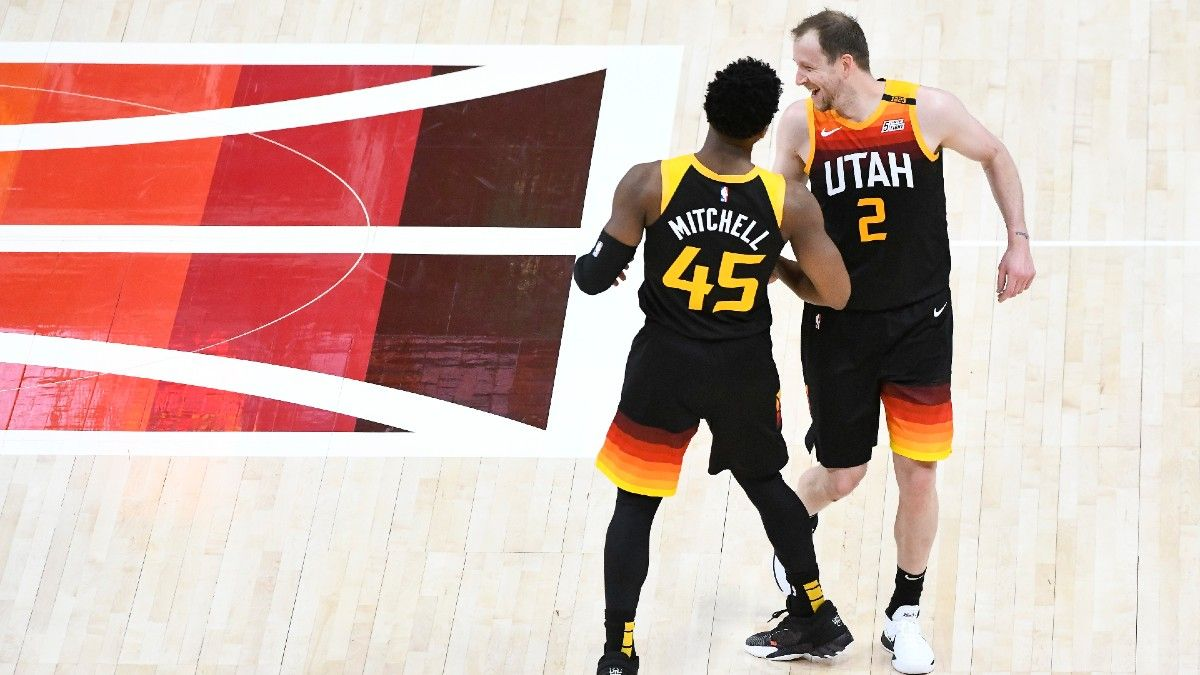 NBA Player Prop Bets, Picks: 3 Jazz Bets for Utah's Game Against the Wizards (Monday, April 12) article feature image