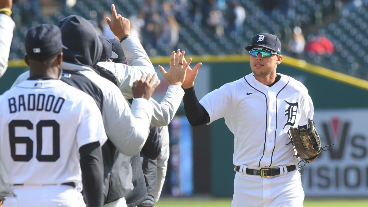 Indians vs. Tigers MLB Odds & Picks: Cleveland Too Shaky to Trust as Favorite (Sunday, April 4) article feature image