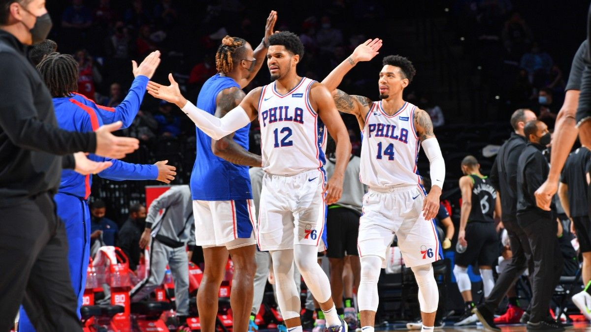 Grizzlies vs. 76ers NBA Betting Odds & Picks: Back Philadelphia To Cover Against Memphis, Even Without Embiid (Sunday, April 4) article feature image