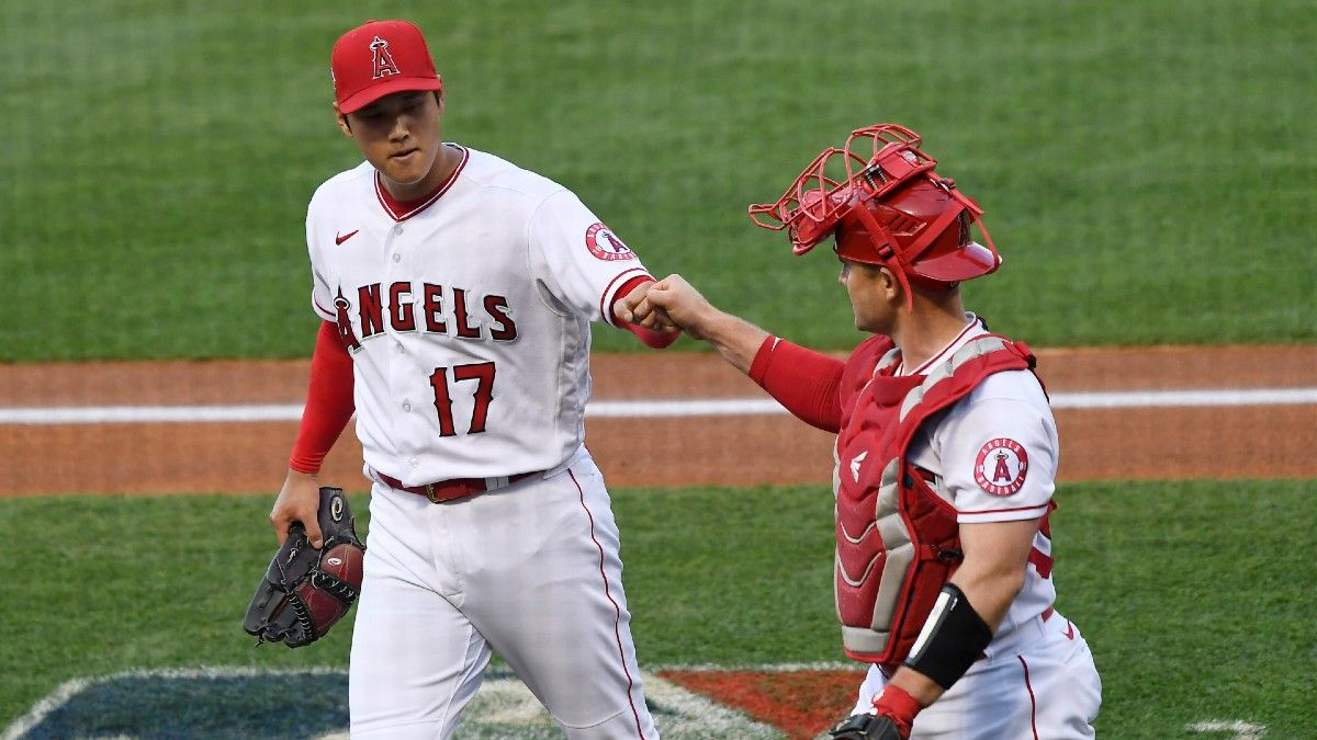 MLB Lineups & Injury News (April 5): Shohei Ohtani Rests; Tim Anderson (Hamstring) Out article feature image