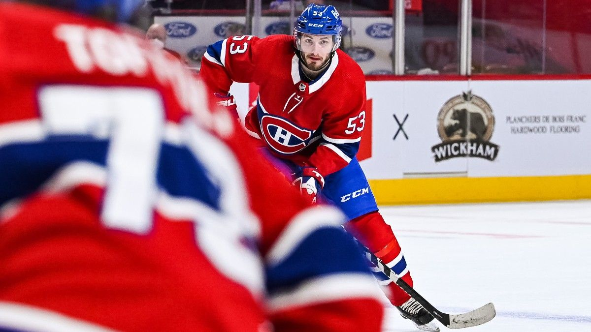 NHL Odds & Pick for Canadiens vs. Maple Leafs: Montreal Has Value as Road Underdog (Wednesday, April 7) article feature image