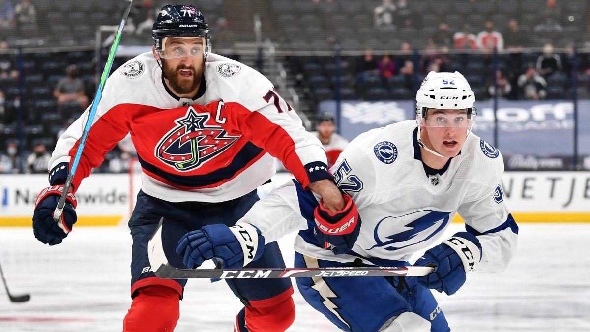 Lightning vs. Blue Jackets NHL Odds & Pick: Back Tampa Bay To Get Back on Track (April 8) article feature image