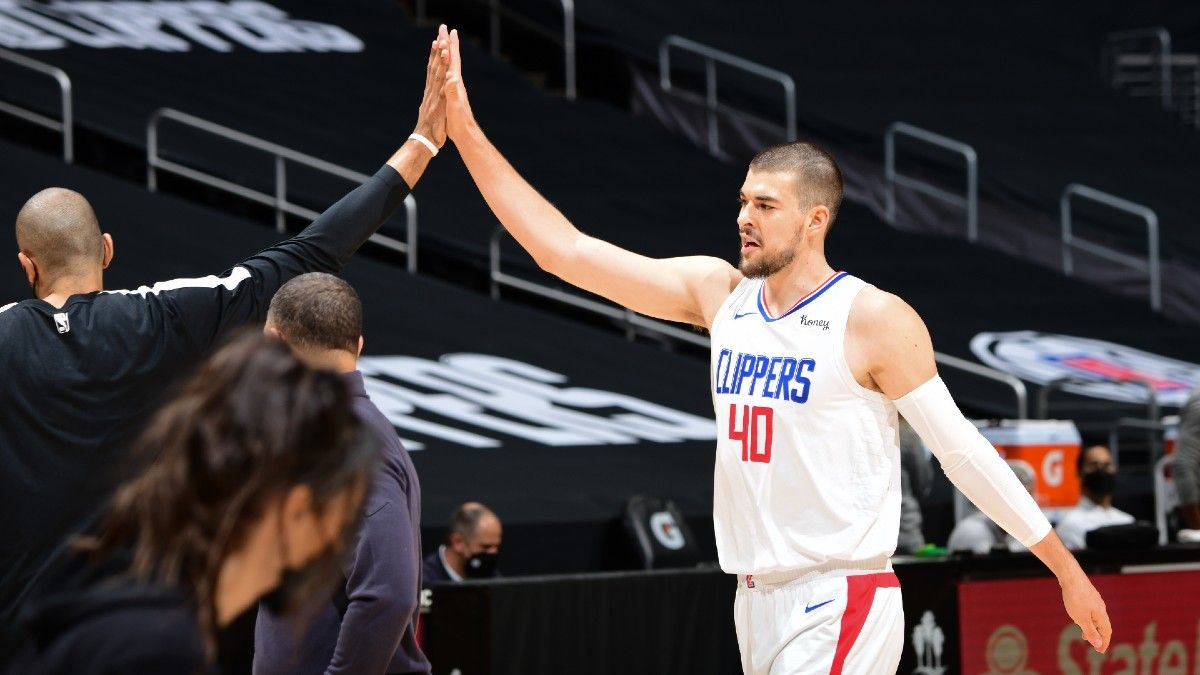 NBA Player Prop Bets, Picks: 3 For Thursday, Including Markieff Morris, Ivica Zubac & Mason Plumlee (April 8) article feature image