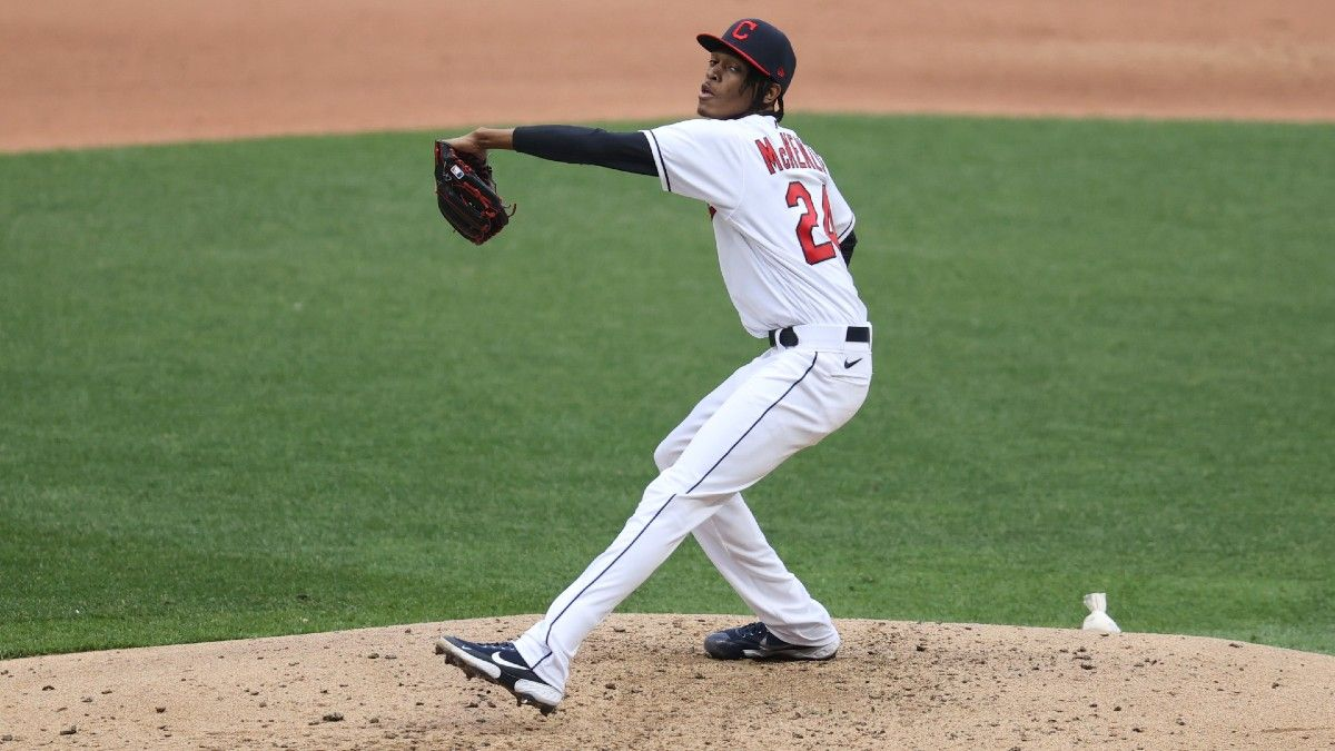 Indians vs. White Sox MLB Odds & Picks: Back Triston McKenzie in First Five Innings (Monday, April 12) article feature image