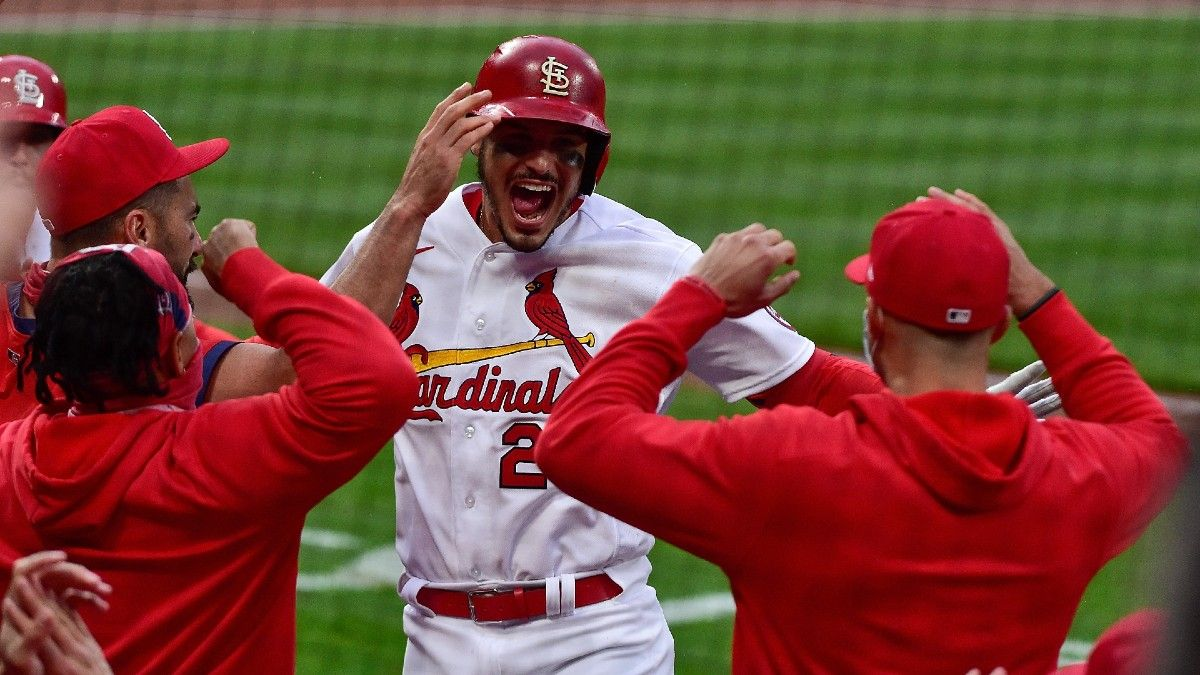 Nationals vs. Cardinals Odds & Picks: St. Louis Should Feast On Monday Night article feature image