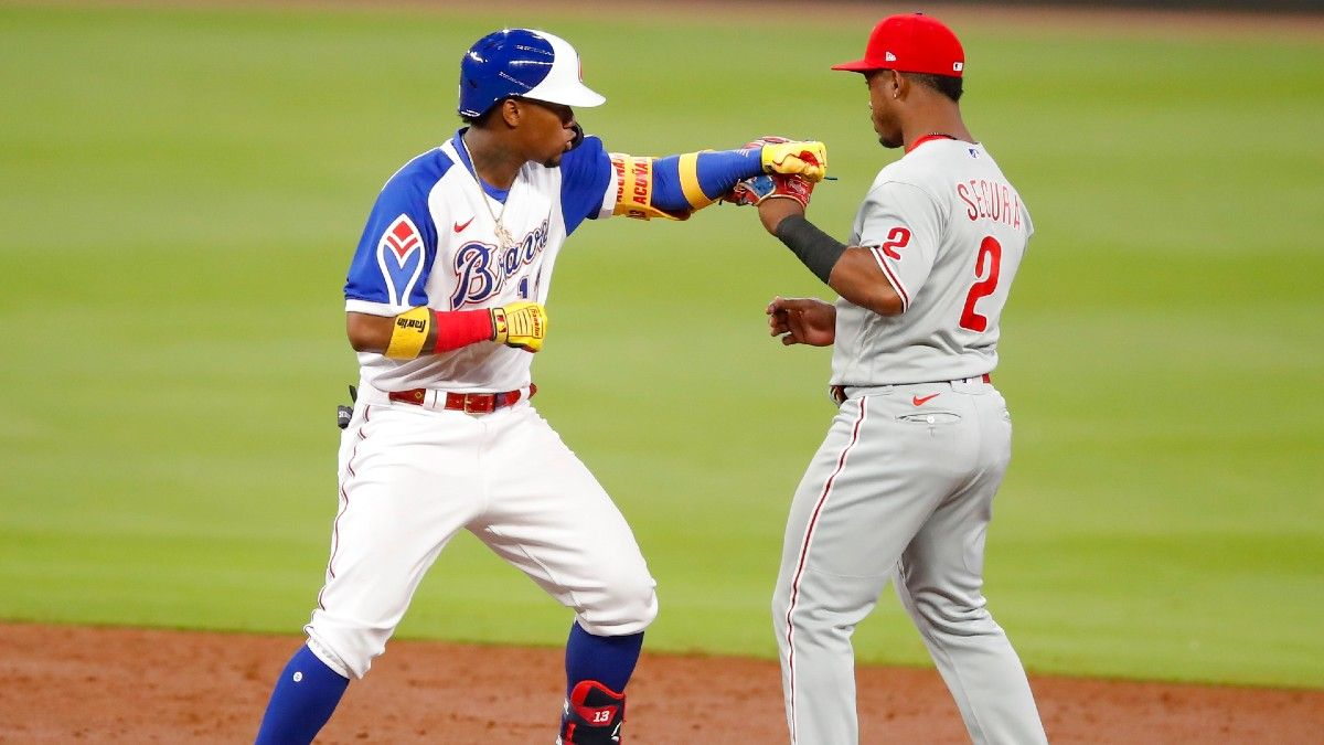 MLB Odds & Picks: 2 Best Bets, Including Brewers vs. Cardinals & Phillies vs. Braves (Sunday, April 11) article feature image