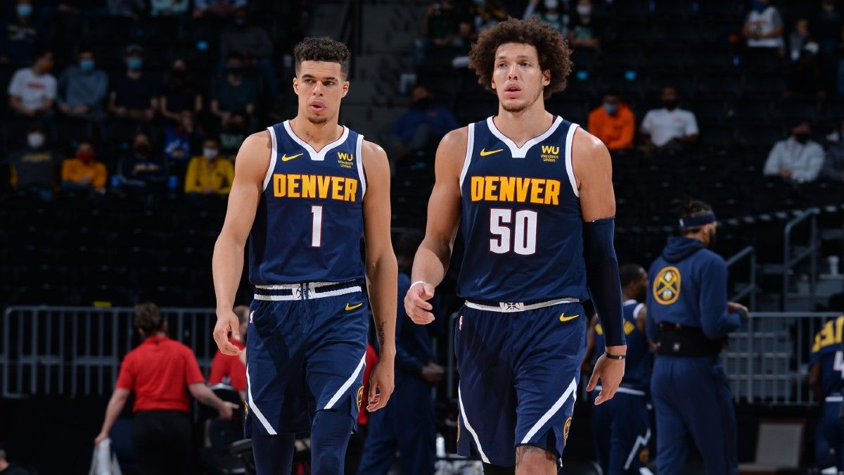 Nuggets vs. Warriors NBA Odds & Picks: Denver Has Advantage in Matchup of Shorthanded Squads (Monday, April 12) article feature image