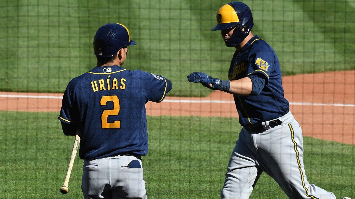 Cubs vs. Brewers Odds & Picks: Bet On Milwaukee Against Chicago's Hapless Offense article feature image