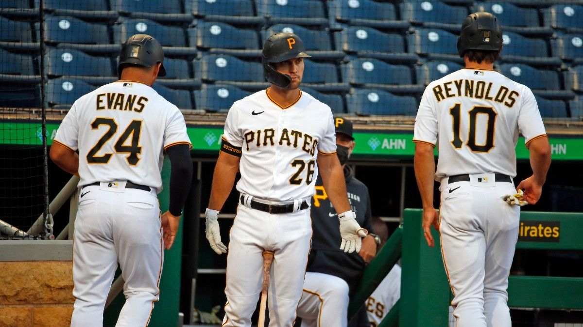 Padres vs. Pirates MLB Odds & Picks: Pittsburgh Has Shot Against Joe Musgrove (Wednesday, April 14) article feature image
