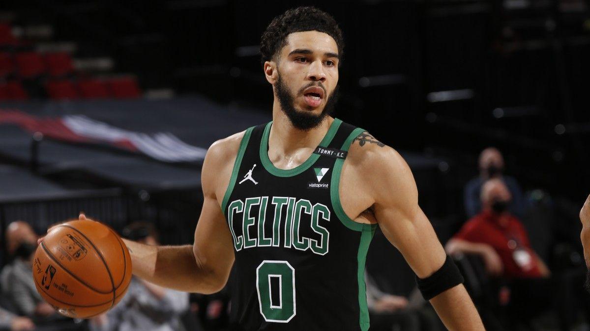 Warriors vs. Celtics NBA Odds & Picks: Back Boston To Stay On Hot Streak (Saturday, April 17) article feature image