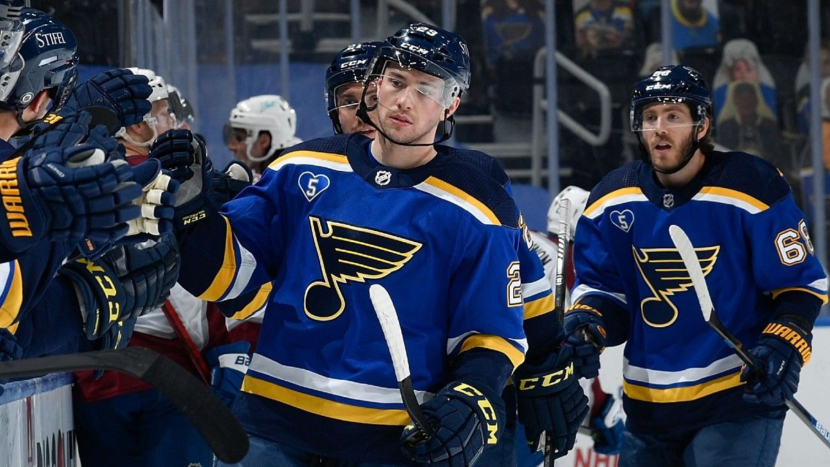 Blues vs. Coyotes NHL Odds & Picks: Back St. Louis in Big West Division Matchup (Saturday, April 17) article feature image