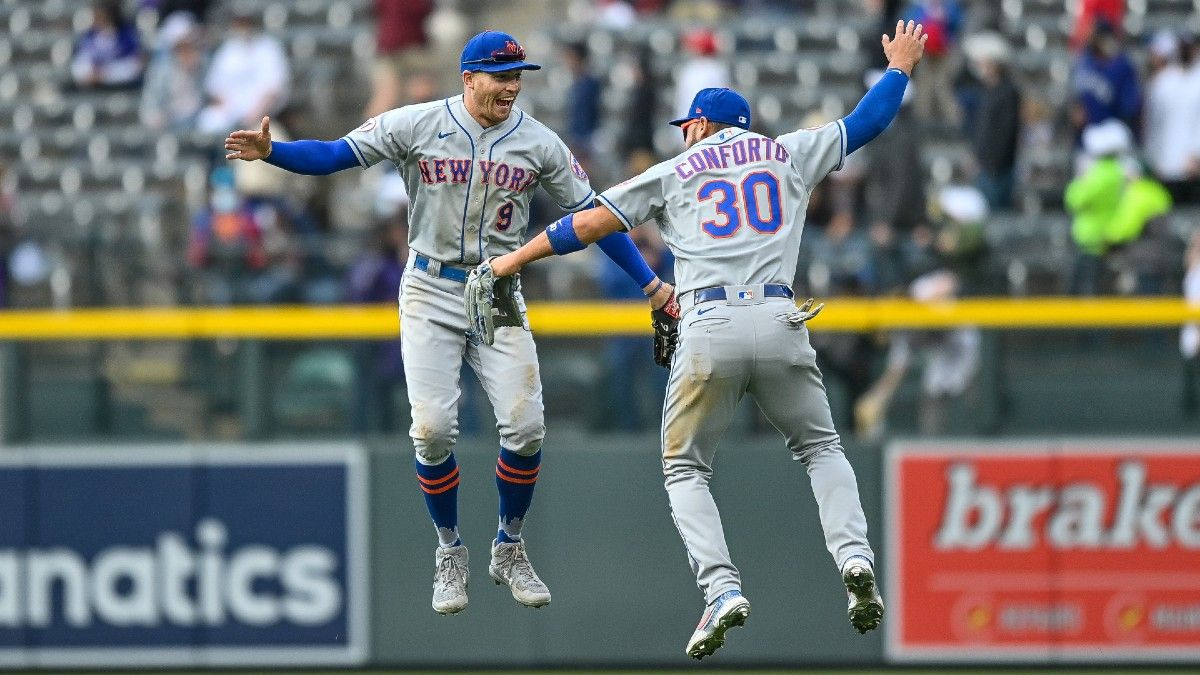Wednesday MLB Odds & Picks: 4 Best Bets Including Mets vs. Cubs, Diamondbacks vs. Reds & Blue Jays vs. Red Sox (April 21) article feature image