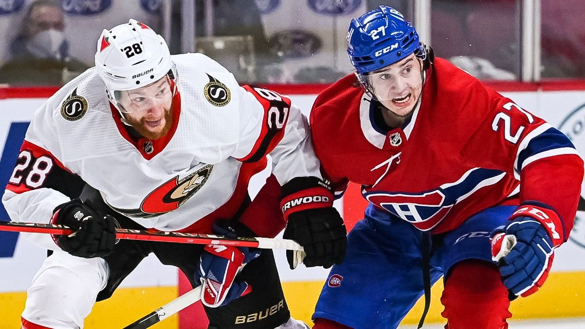Senators vs. Canadiens NHL Odds & Picks: Fade the Habs on Home Ice (May 1) article feature image