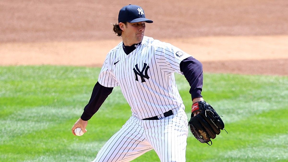 Tigers vs. Yankees MLB Betting Preview: New York & Gerrit Cole Have Value (April 30) article feature image