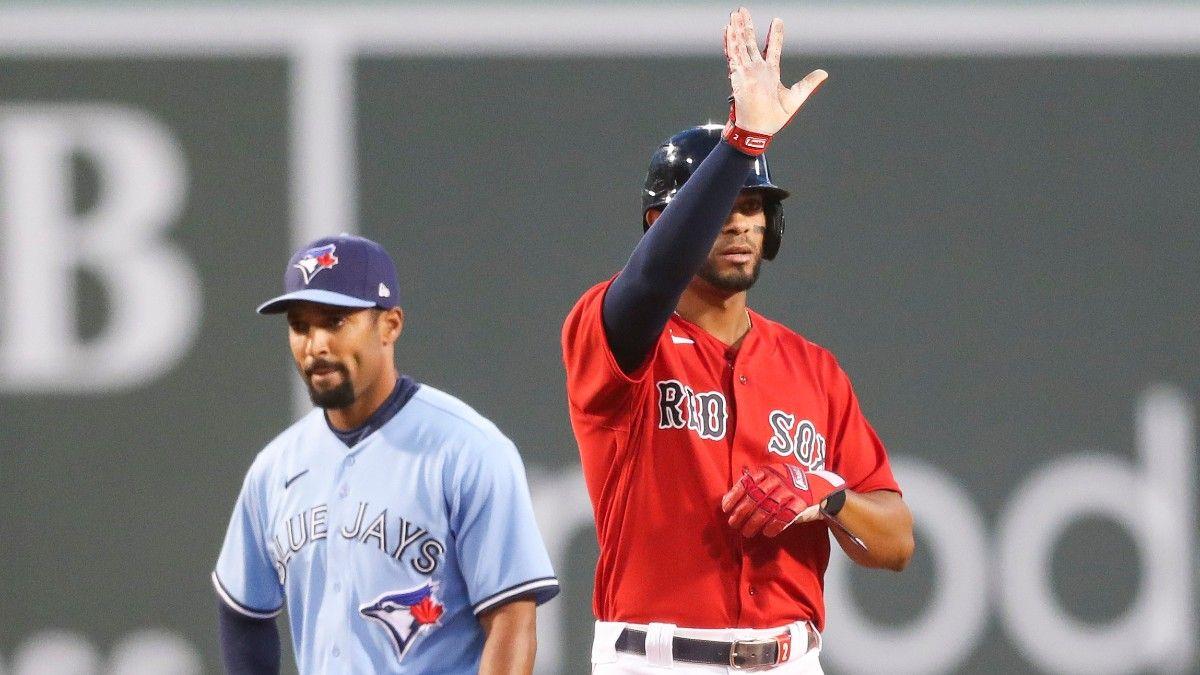 Blue Jays vs. Red Sox MLB Odds & Picks: Back Garrett Richards and Boston's Bullpen (Wednesday, April 21) article feature image