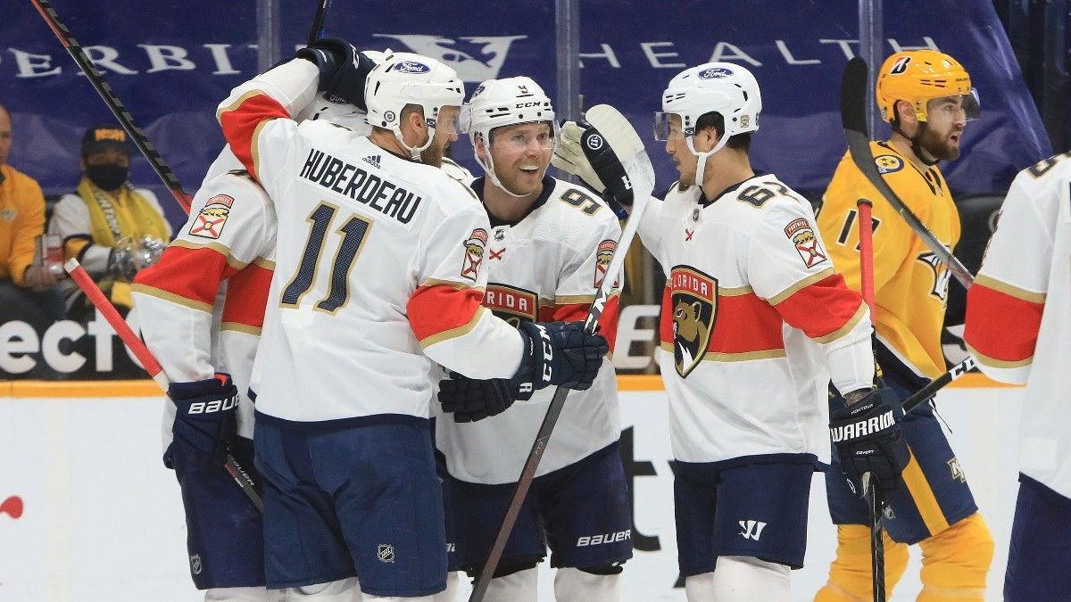 Panthers vs. Blackhawks NHL Odds & Pick: Chicago's Struggles Will Continue at Home (April 29) article feature image