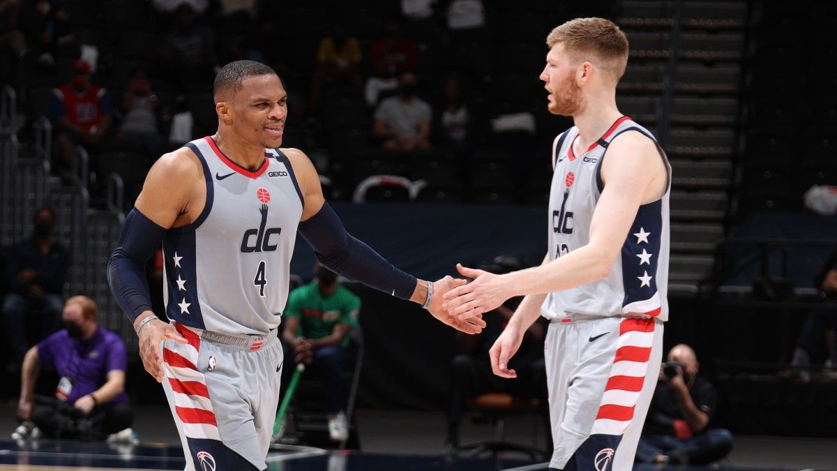 Saturday NBA Odds, Picks, Prediction: Wizards vs. Mavericks (May 1) article feature image