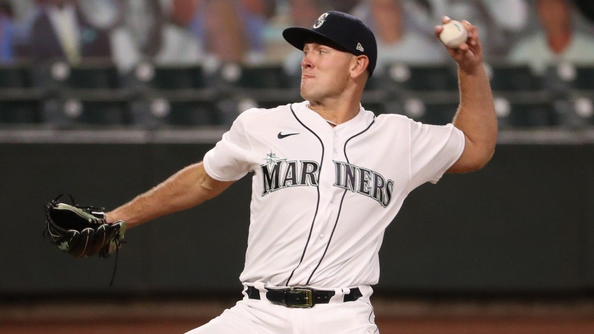 Astros vs. Mariners MLB Odds & Picks: Nick Margevicius Gives Seattle Edge (Sunday, April 18) article feature image