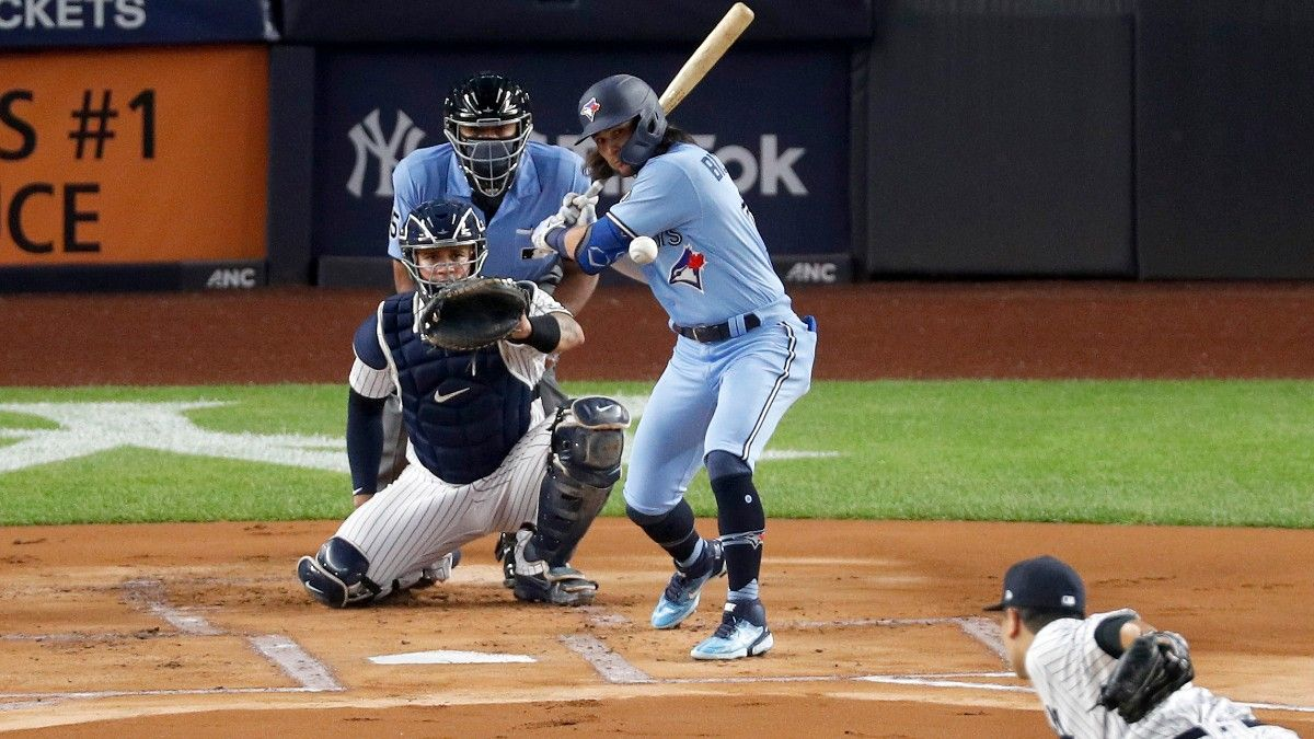 Blue Jays vs. Yankees Odds, Picks, Betting Predictions (April 3) article feature image